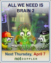 all we need is brain 2 thumbnail